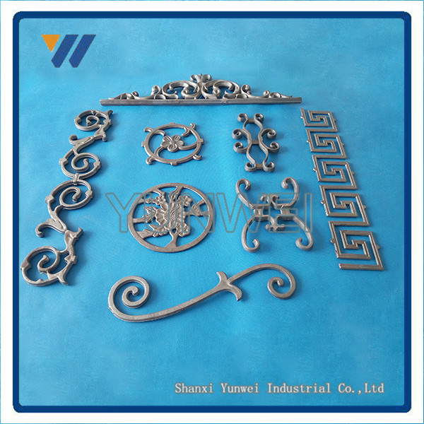 Chinese Ornamental Cast Iron Fence Finial/ Metal Fence Finial