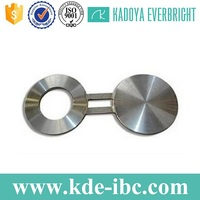 Good quality stainless steel blind flange ansi b16.5 class 300 rf a105