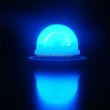 Flash led lighting bulb with 16 kinds colors changing