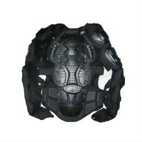 all types of body armor for motorbike safety