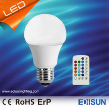 Competitive Support WiFi Control 2.4G Touch Screen Remote Control RGB LED Bulb