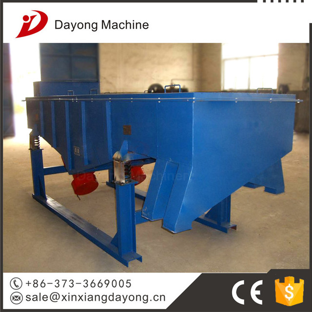 mica CE certified sand vibrating screen separator for sale