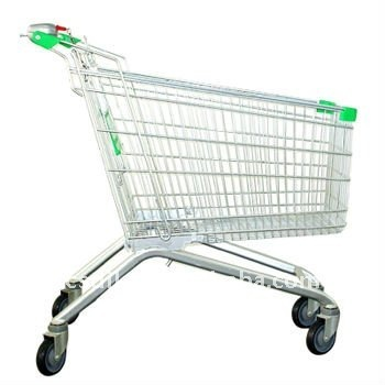 Easy using hand cart shopping trolley