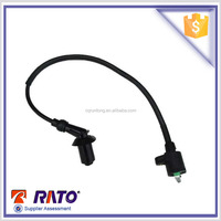 RATO motorcycle CDI ignition coil with spark plug cap for 125-175cc
