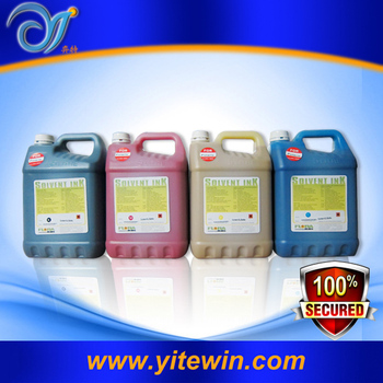 Factory supply vivid color flora solvent dtg ink