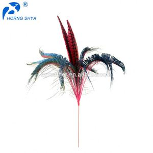 Prime Quality Christmas Feather Floral Picks Decoration Wholesale Christmas Picks