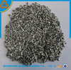 Decorative construction crushed granite black stone chips