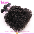 Top grade 7a natural hair extension in dubai curly brazilian human hair extensions in dubai