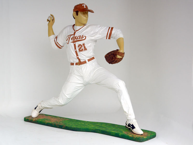 hot softball player figure set miniature soccer player figure China manufacture