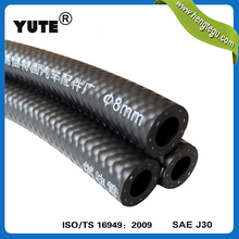 yute flexible oil resistance sae j30r9 12mm fuel hose with ts16949