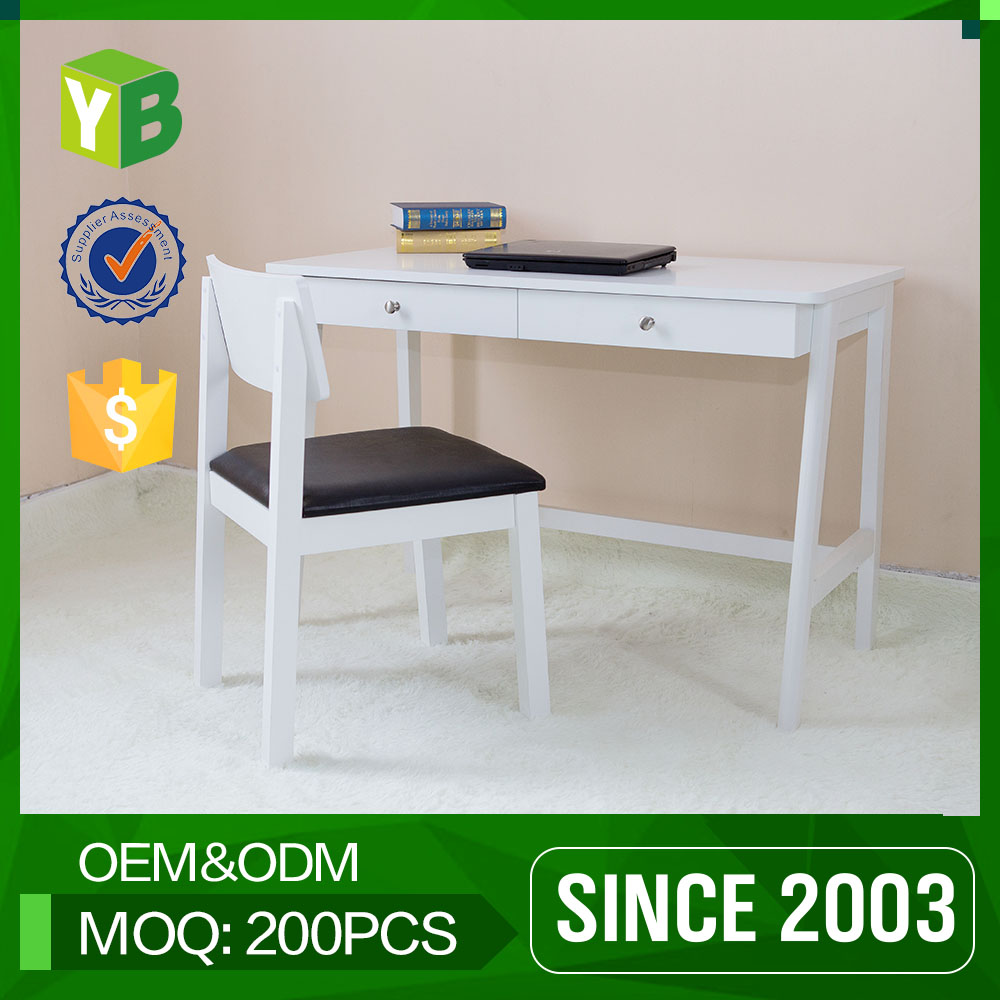 Yibang Elegant Legs table and chair homeoffice Type Desk