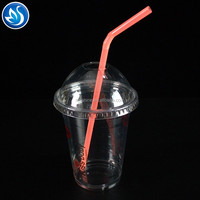 alibaba best seller custom printed transparent plastic cup/container/plastic tumbler