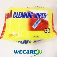Electrostatic Floor Cleaning Wipe for Mop Refill Punch