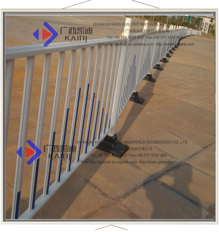 Solid Welding Outdoor Event Isolation Barrier