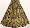 small minimum orders custom made african wax ankara dashiki print fabric clothes