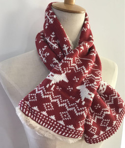 New design Christmas scarf lovers and children