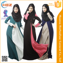 Zakiyyah 10002 Cover scarf latest abaya designs dubai best wholesale abaya islamic clothing uk in China