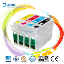 refill ink cartridge t1711 T1712 T1713 T1714 made in china