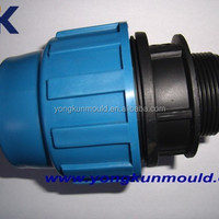 Plastic Mould Service For PP Compression