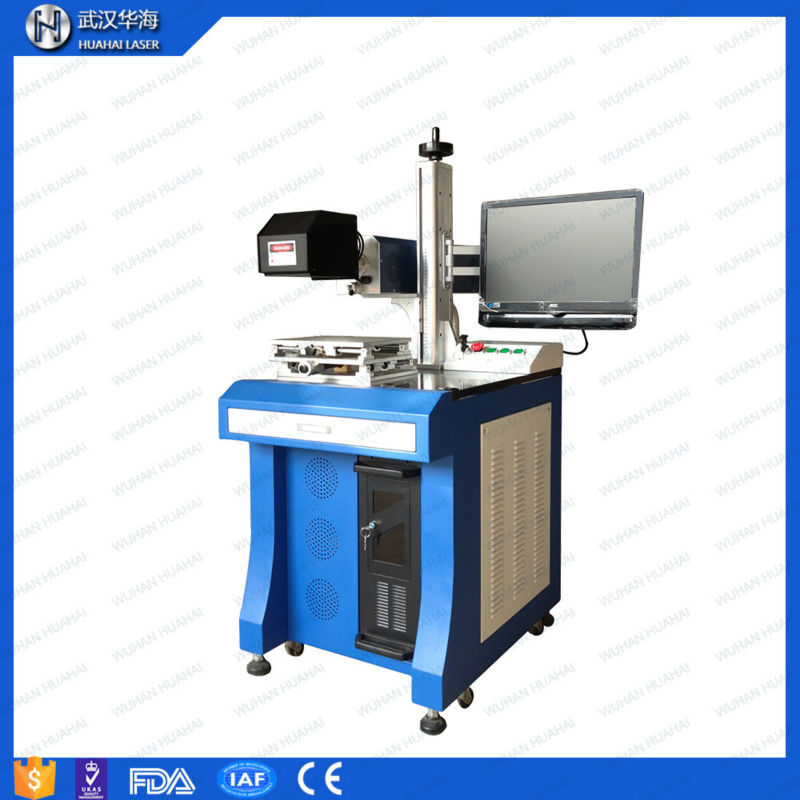 Co2 Laser Plastic Coder Marking Machine/flying Marking