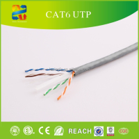 China high quality fluke passed copper cable utp utp cable cat 6 with factory price