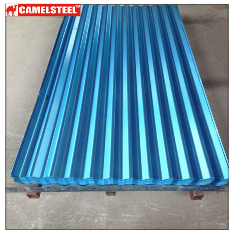 Alibaba China Steel Sheet Colored Roof Tile with Zinc Coating