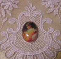 Wholesale 100 pcs. Wintage style cameo 13X18mm no. 1