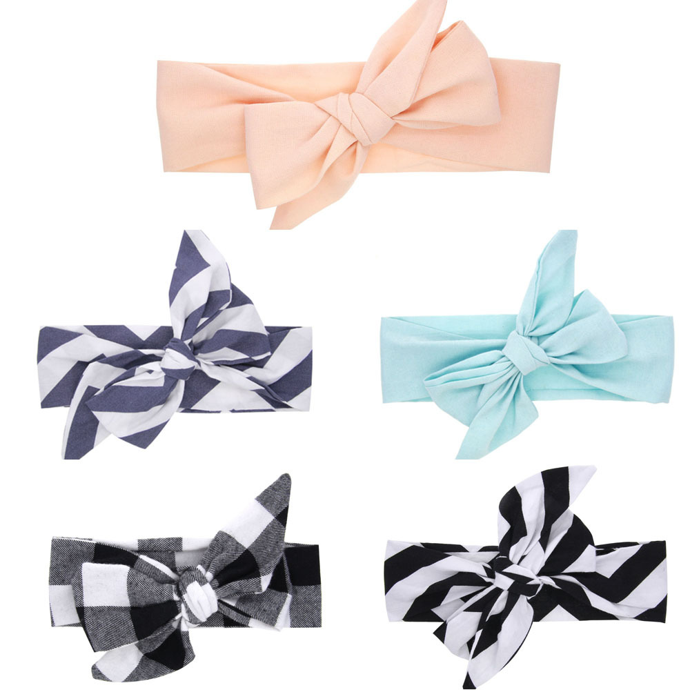 Big Butterfly Bow Knot Hair Hoop Rabbit Ears Headband for Headwear Women Hair Accessories