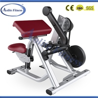 Hot Maintenance Free Fitness Biceps Curl Gym Machine Names