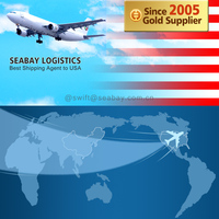 Cheap Air freight/Shipping rates From China to USA