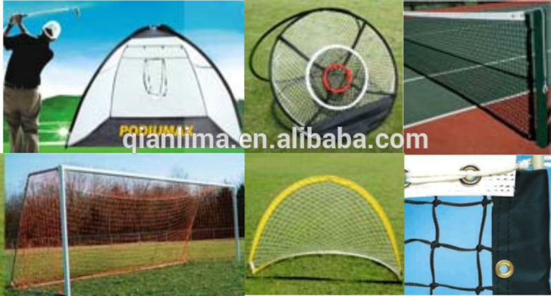 New Design Quality UV Resistant PE Driving Range Golf Net