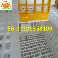 plastic cage for poultry made in china skype :yolandaking666