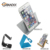 Super quality universal Aluminum metal mobile cell phone restaurant desk tablet holder security stand for 7-13 inches tablet