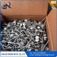 Professional coil nails for roof with high quality