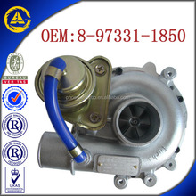 RHF4H 8-97331-1850 turbo for Isuzu