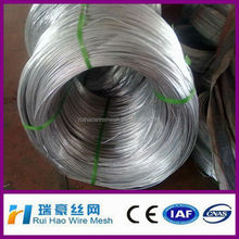 diamond brand galvanized iron wire / electro plant galvanized iron wire