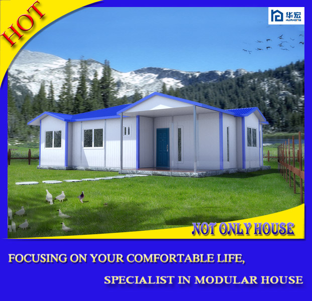Durable And Portable Fast Assembly Low Cost Prefab