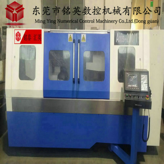 Double-spindle CNC Deep Hole Drilling Machine