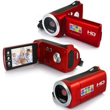 2.7Inch 5.0Mega Pixel Cheap Digital Video Camera with Simple Function with Black Grey Red Silver Color Available