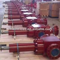 Ball Screw Operation Gate Valve,API 6A High Pressure and Large Diameter Gate Valve