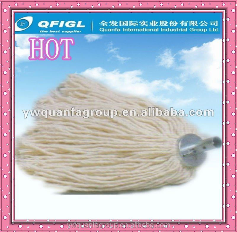 Cotton cleaning mop , mop head , floor mop