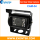 2018 hot sale 24V Truck Bus parts accessories universal reverse waterproof rear view camera for parking system