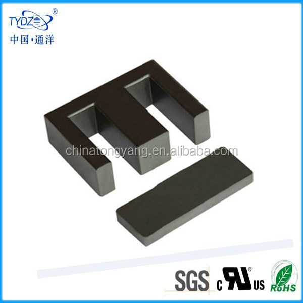 soft ferrite core /Mn-Zn core / EI40 magnet core /core for transformer