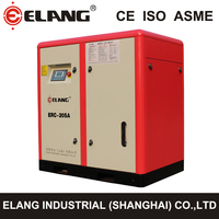 oil industrial 20hp low noise screw type air compressor 15kw