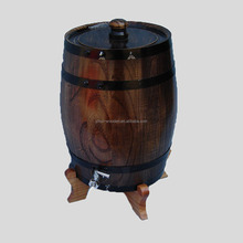 Oak wooden barrel usde wine barrels, wooden beer keg, wooden wine keg