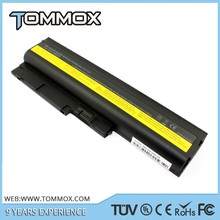 Laptop Battery Replacement for IBM notebooks for ThinkPad R60e 40Y6799 FRU 92P1137 FRU 92P1139 FRU 92P1141(6cell 10.8v 4400mAh)