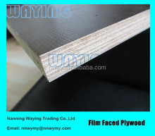 CARB Poplar Plywood/Hardwood Plywood/Film Faced Plywood running board from maiker