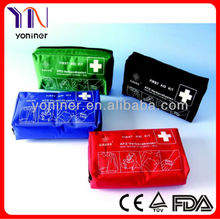 Car First Aid Kits 13164 Manufacturer CE Approved