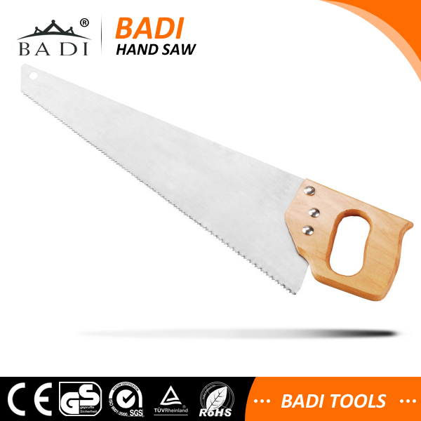 wood handle Pruning Hand diamond wire saw hand