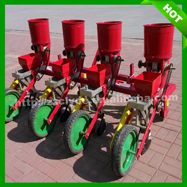 2017 Hot selling 3 Rows Corn Seeders and seed drill machine